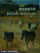 肯尼亚野生动物之旅【正版未拆封】