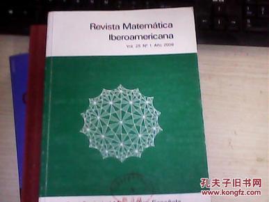 Revista Matemática lberoamericana `