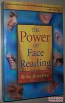 ☆英文原版书 The Power of Face Reading (2nd Ed) Rose Rosetree