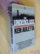 英文原版      The Underclass.Ken Auletta