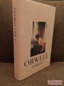 Orwell: Diaries锛堜箶娌宦峰ゥ濞佸皵銆婃棩璁般�嬶紝甯︽彃鍥撅紝绮捐澶у紑鏈紝2009骞磋嫳鍥藉垵鐗堬級