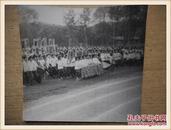 文革时期黑白老照片:武重子弟学校春战备运动会(时代特色浓厚) 48 张