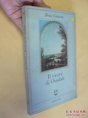 意大利文原版     Il vicere di Ouidah