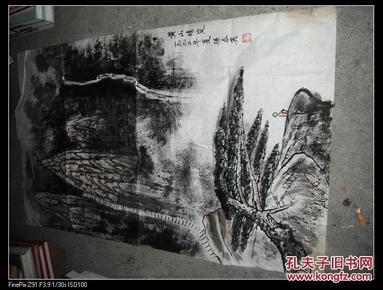 安徽老画家图片