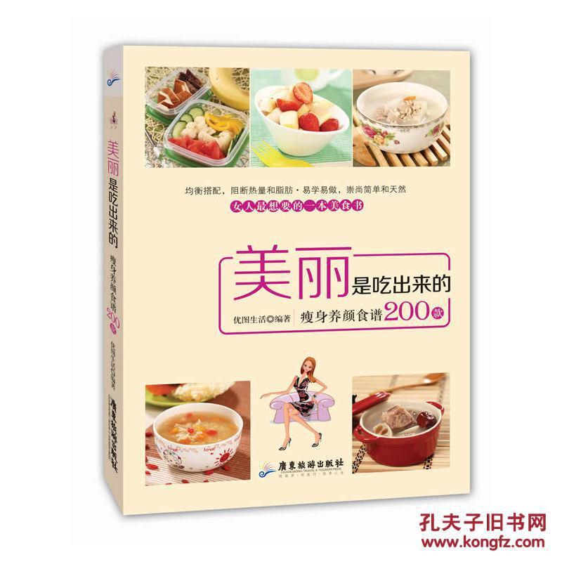 美丽是吃出来的(养颜瘦身食谱200款):均衡搭配港式香煎午餐肉图片