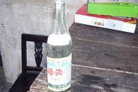 江苏名酒  国际优秀奖  汤沟特曲酒瓶