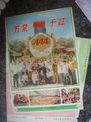 文革2开海报18.万紫千红,1973年长城电影制片厂。中国电影公司,规格2开,9品。