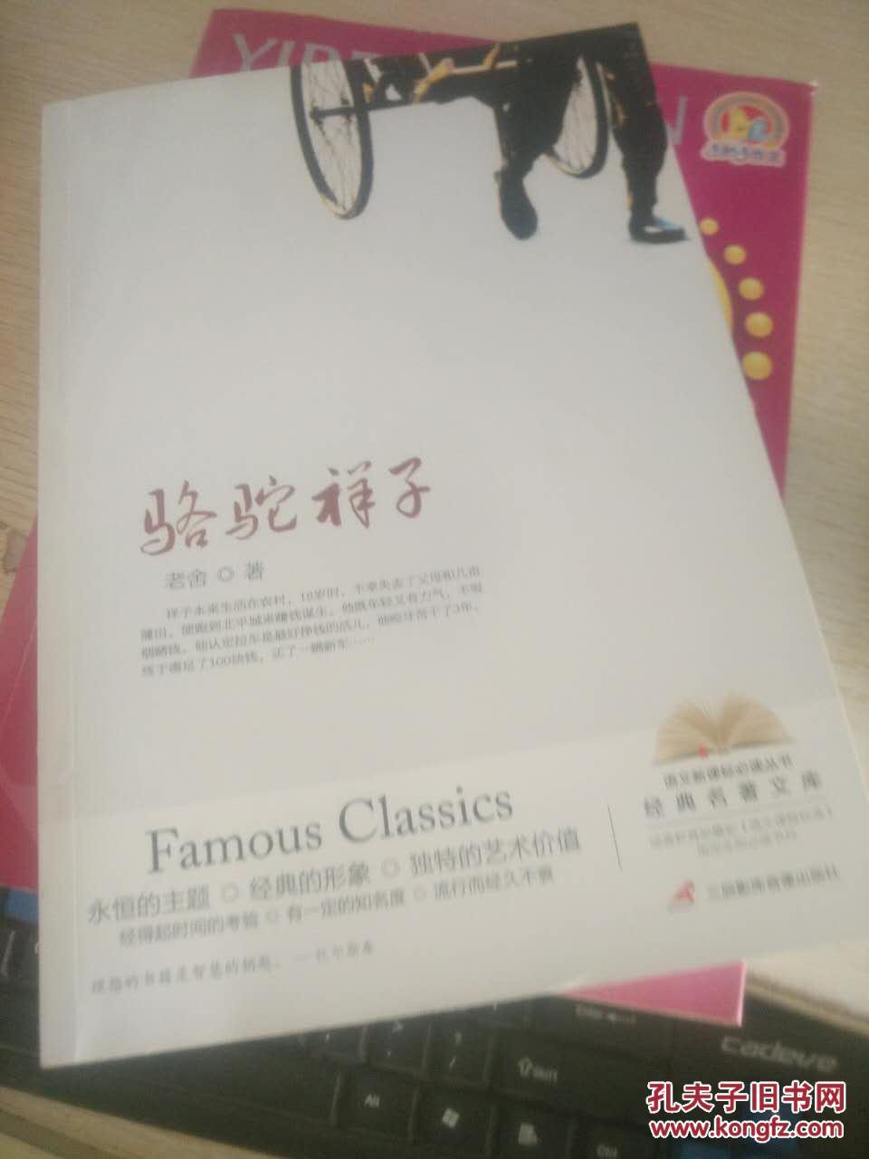 【图】经典名著文库语文新课标必读丛书:骆驼