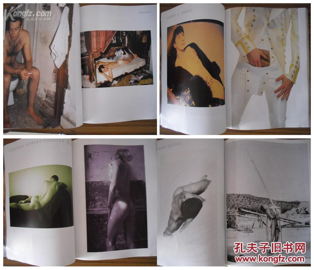 裸体艺术bt_【美国画册】《大师摄影的男性裸体艺术》收录200多幅