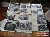 2409::解放初期至80年代的新闻照片15张,49年中华人民共和国成立,解放军严格遵守入城纪律 ,抗美援朝的志愿医疗队,上海市政协第一届第一次会召开,周恩来和美国总理尼克松出席签字仪式等等精彩内容