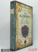 The Alchemyst: The Secrets of the Immortal Nicholas Flamel 炼金术士: 不死吸血鬼的秘密(英语) 精装 毛边珍藏本
