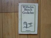 Wilhelm Busch Gedichte 外文原版