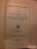 极少见民国气象图书馆旧藏:1928年版美国武器弹药储存(30张大图)
