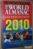 ◇英文原版书 The World Almanac and Book of Facts 2010