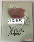 Van Cleef & Arpels  珠宝首饰  原版精装本带封套  全部铜版纸印  大量插图  私藏品好