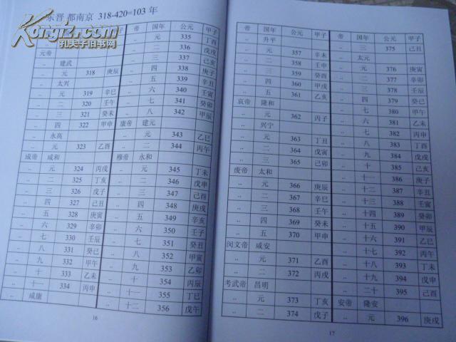 【图】年历表_价格:10图片