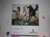 香港佳士得 1996年4月28日 19-20世纪精美中国书画 专场