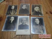 1417:民国至60年代各种帅哥 和人物老照片6张