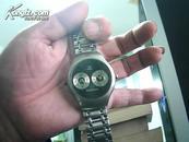 外国六时针双时区对照双表把手表 (SIMBOLO 圣宝路 型号NO:7709)