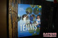 JUNIOR TENNIS,网球(品相好,精装本,英文原版书)【№68-15】