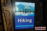 Hiking,徒步旅行(品相好,平装本,英文原版书)【№71-11】