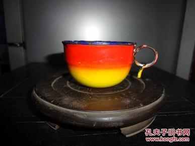 红色经典 搪瓷杯