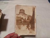 清或民国武汉黄鹤楼老蛋白立体照片·之二(大尺寸,16.5cm*12cm)