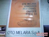 OTO MELARA  ARMOURED PERSONNEL CARRIER OTO C 13   内带精美图片
