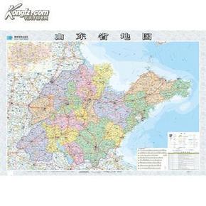 山东省地图_价格:9.60