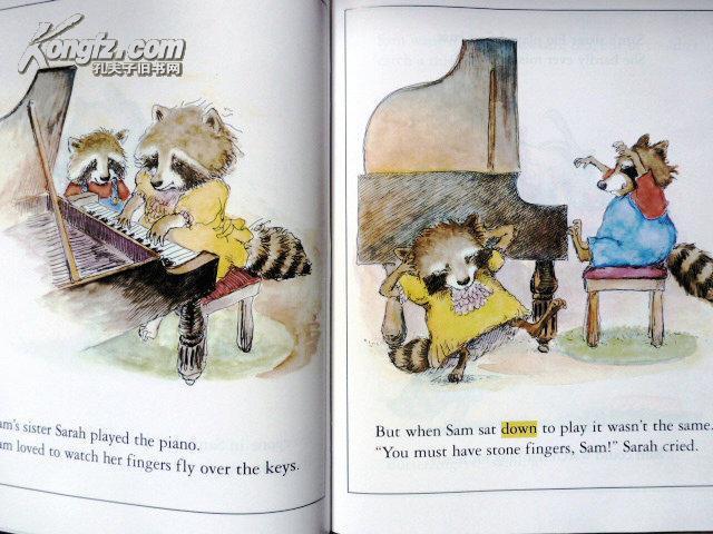 少儿绘本故事