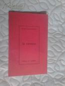 原版外文书籍La ventosa(内有外文签赠,见图)