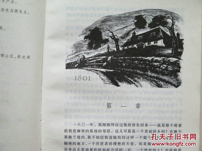 呼啸山庄图片