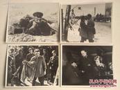 60年代苏联电影剧照:不屈服的人6张一套