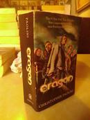 「经典英文原版」《Eragon Christopher Paolini 《龙骑士  克里斯托弗·保利尼》》