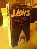 「经典英文原版」《Peter Benchley Jaws 《彼得·本奇利  大白鲨》》