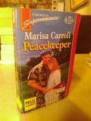 「经典英文原版」《Marisa Carroll Peacekeeper《玛丽莎·卡罗尔  和平卫士》》