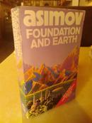 「经典英文原版」《asimov Foundation and earth》