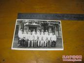 文革老照片:1966年湖北省人民检察院荆州分院政法四清工作组全体同志留念