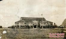 """历史记忆展示——广西航空学校改称""""中央航空分校""""旧影"""