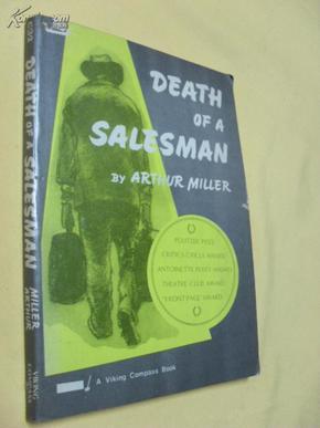 英文原版      戏剧     death of a salesman    by ARTHUR MILLER/ELIA KAZAN