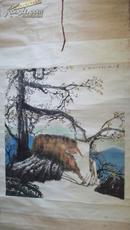 曾任香河书画院院长,当代佛画家.图片