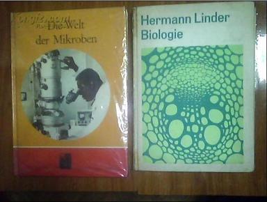 Die  Welt der Mikroben  (德语: 微生物的世界 )-----【全店满66元包邮】
