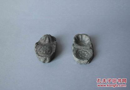 民国莲蓬银范(制作银器的模子)(罕见的民俗器物)文房雅玩,此类实物遗存极少,值得珍视和收藏.