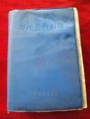 农村医生手册(蓝色塑料皮)