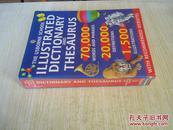 英文原版 儿童图解词典the usborne school Illustrated Dictionary and Thesaurus