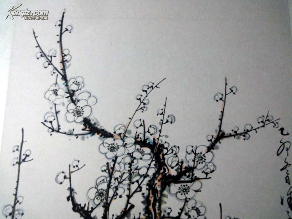安徽老画家【徐子鹤】2.6平尺------花卉图片