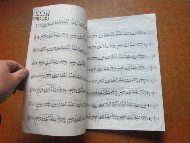 【图】赫利美利小提琴音阶练习图片