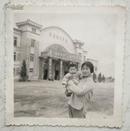 瓷都老照片系列--景德镇市老汽车站留影【文革时期】