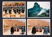 电影《大帅传奇》现场拍摄剧照原版资料照片58张
