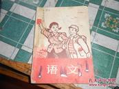 山东省小学试用课本语文五年级下册【插图漂亮】